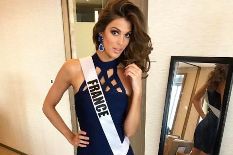 """Iris Mittenaere """"pas prête"""" pour Miss Univers 2016 : Son appel au vote très sexy"""