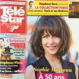 """Magazine """"Télé Star"""" en kiosques le 23 janvier 2017."""