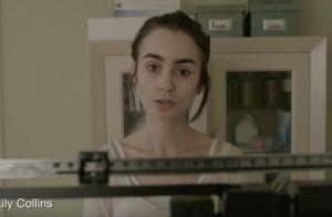 Lily Collins face à l'anorexie : La fille de Phil se livre à coeur ouvert