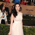 """Laura Prepon lors des 22ème """"Annual Screen Actors Guild Awards"""" à Los Angeles le 30 janvier 2016."""