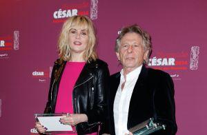 Emmanuelle Seigner réagit à la démission de son mari Roman Polanski aux César