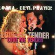 "Loana et Eryl Prayer, en studio en 2014. Leur duo sur ""Love Me Tender"" sortira le 14 février 2017."