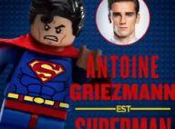 """Antoine Griezmann devient """"Superman"""" au cinéma !"""