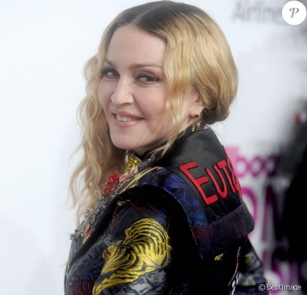 Madonna à la soirée 2016 Billboard Women à New York, le 9 décembre 2016 People at The 2016 Billboard Women in Music.