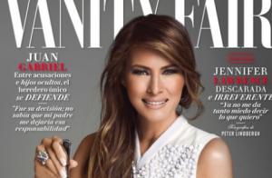 Melania Trump : La couverture du