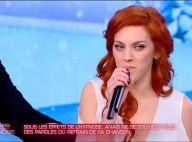 """Anaïs Delva oublie les paroles de """"Libérée, délivrée"""" en pleine performance !"""