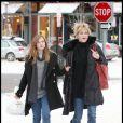 Melanie Griffith et sa fille Stella Banderas