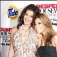 """Teri Hatcher et Eva Longoria - Soirée pour le lancement de la deuxième saison de """"Desperate Housewives"""" en DVD, Los Angeles, le 5 août 2006."""