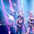 """Exclusif - Fauve Hautot (Stéphanie) - Conférence de presse """"Saturday Night Fever"""" au Yoyo au Palais Tokyo à Paris. Le 10 octobre 2016 © Cyril Moreau / Bestimage"""