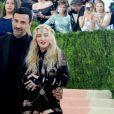 Riccardo Tisci et Madonna - Met Gala 2016 au Metropolitan Museum of Art à New York, le 2 mai 2016.