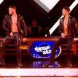 """Baptiste Giabiconi et Maxime Dereymez - """"Danse avec les stars, le grand show"""", TF1, samedi 4 février 2017"""