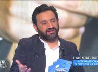Cyril Hanouna déçu de la réaction de Thomas Sotto après le dérapage de Canteloup