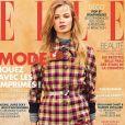 Couverture du magazine ELLE, édition du 10 février 2017.