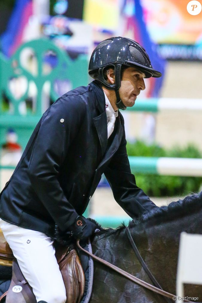 Guillaume canet participe au jumping d 39 equita 2016 le for Salon du cheval lyon 2017