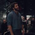 """Jake Gyllenhaal chantant pour les répétitions de la pièce """"Sunday in the Park with George"""" qui se jouera à Broadway du 11 février au 23 avril 2017"""
