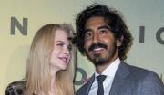 Interviews de Dev Patel et Nicole Kidman à l'avant-première de Lion à Paris le 10 février 2017.