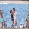 Lily Allen et son nouveau chéri profitent de leurs vacances