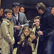 Victoria et David Beckham : La garde-robe très onéreuse de leurs enfants fascine