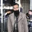 Pete Wentz - Défilé de mode Philipp Plein collection prêt-à-porter Automne Hiver 2017-2018 lors de la fashion week à New York, le 13 février 2017.