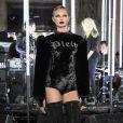 Romee Strijd - Défilé de mode Philipp Plein collection prêt-à-porter Automne Hiver 2017-2018 lors de la fashion week à New York, le 13 février 2017.