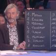 """Gilles Verdez fait passer un sale quart d'heure à Matthieu Delormeau dans """"TPMP"""", le 16 février 2017 sur C8."""