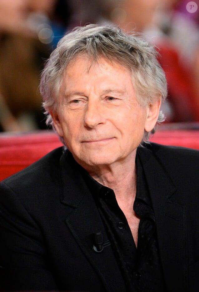 Roman Polanski dans Vivement Dimanche à Paris, le 7 janvier 2015.