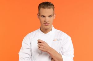 Top Chef 2017 - Maximilien Dienst assume :