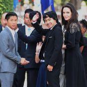 Angelina Jolie : Rayonnante, elle réapparaît au Cambodge avec ses six enfants