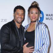 Ciara, enceinte : S'est-elle trahie, dévoilant le sexe de son deuxième bébé ?