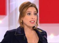 """Léa Salamé, enceinte : """"Cette grossesse n'était pas prévue..."""""""