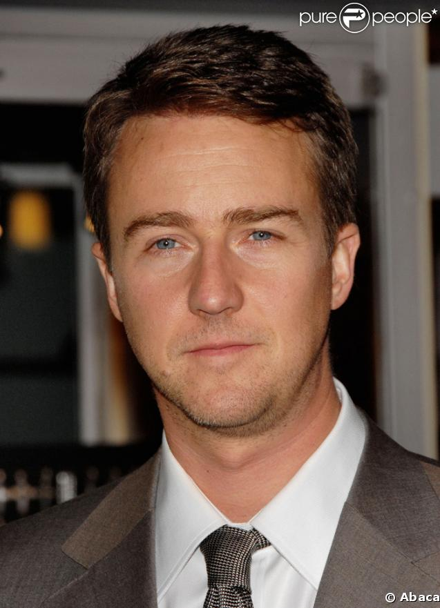 The gallery for --> Edward Norton