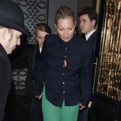 Kate moss photos for Diner avec des amis