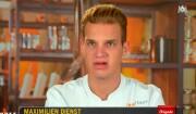 """Maximilien de """"Top Chef 2017"""" fait rire Twitter"""