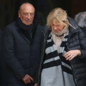 Obsèques d'Emmanuelle Khanh avec Jacques Séguéla, figures de la mode et anonymes
