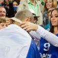Euro-2013 de basket : l'equipe de France sacree championne d'Europe, le 22 septembre 2013.