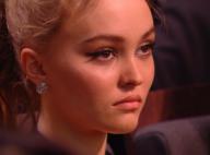 """Lily-Rose Depp, sa tête moquée aux César: """"C'est moi ou c'est vraiment BORING ?"""""""
