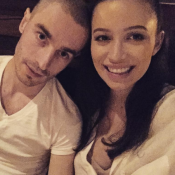 Christian Serratos (Twilight, The Walking Dead) attend son premier enfant