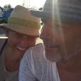 Ricki Lake a publié une photo d'elle et son ex-mari bipolaire Christian Evans, sur sa page Instagram en février 2017. Le 2 mars, elle annonce qu'il s'est suicidé en se tirant une balle.
