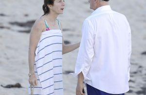 Caroline Kennedy : Pause détente à Saint-Barthélemy avec son mari Edwin