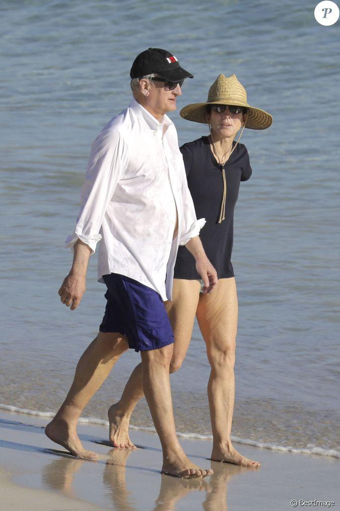Exclusif - Caroline Kennedy et son mari Edwin Schlossberg