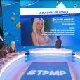 """Jessica des """"Marseillais"""", son salaire évoqué - """"TPMP"""", lundi 6 mars 2017, C8"""