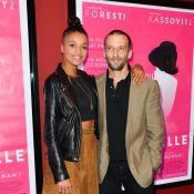 Mathieu Kassovitz aux anges avec sa compagne et l'irrésistible Florence Foresti