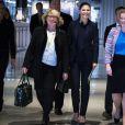 La princese Victoria de Suède, pour son premier engagement officiel de 2017, inaugurait le 6 mars à Stockholm une conférence sur l'avenir de la mer Baltique et le développement durable.