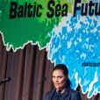 La princese Victoria de Suède, pour son premier engagement officiel en 2017, inaugurait le 6 mars à Stockholm une conférence sur l'avenir de la mer Baltique et le développement durable.