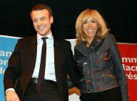 Brigitte et Emmanuel Macron : Baiser tendre et tandem complice sur scène