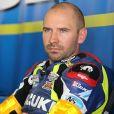 Anthony Delhalle, quintuple champion du monde d'endurance moto avec le Suzuki Endurance Racing Team, a trouvé la mort le 9 mars 2017 lors d'une séance d'essais sur le circuit de Nogaro (Gers). Il avait 35 ans... Photo de profil Twitter.