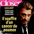 "Couverture du magazine ""Closer"" en kiosques le 9 mars 2017"