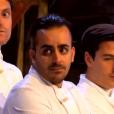 """Les brigades bouleversées - """"Top Chef 2017"""" sur M6, le 15 mars 2017."""