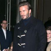 David Beckham : Gaga de son adorable fille Harper, la vidéo qui le fait glousser