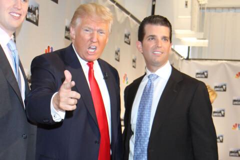 """Donald Trump : Donald Jr., son fils aîné, affirme avoir """"zéro contact"""" avec lui"""